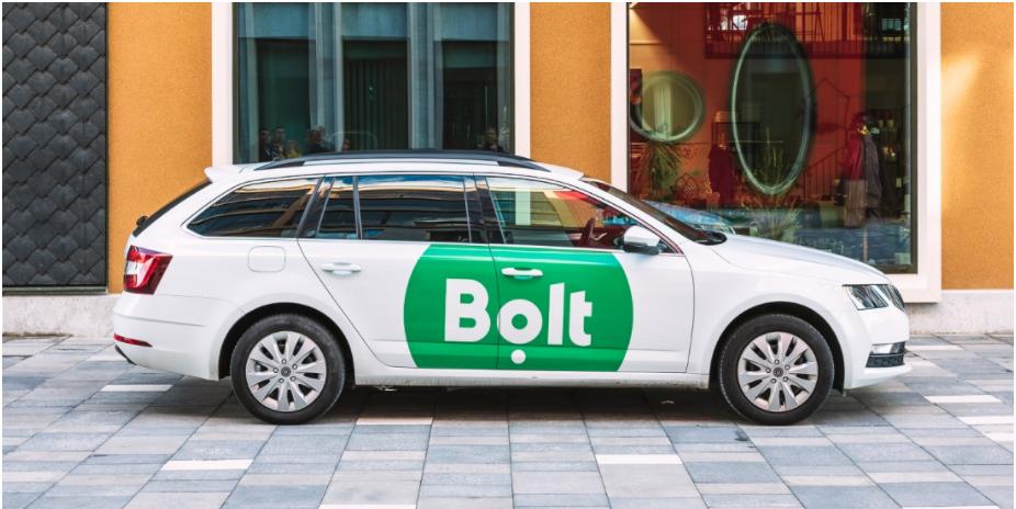 Sdílené auto Bolt