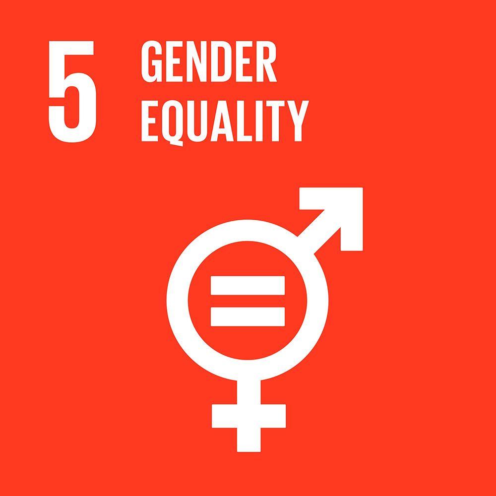 SDG 5 - rovnoprávnost mužů a žen